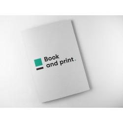 Brochures 8 pages + 4 pages couverture (2 points métal)